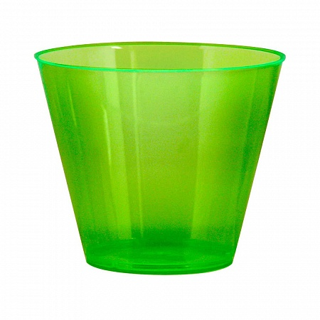 NorthWest Enterprises N92513 Party Essentials Brights Plastic Tumbler, 9-Ounce Capacity