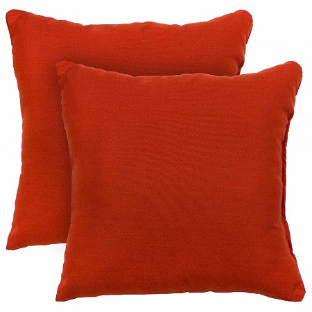 Greendale Home Fashions IndoorOutdoor Accent Pillows, Set of 2